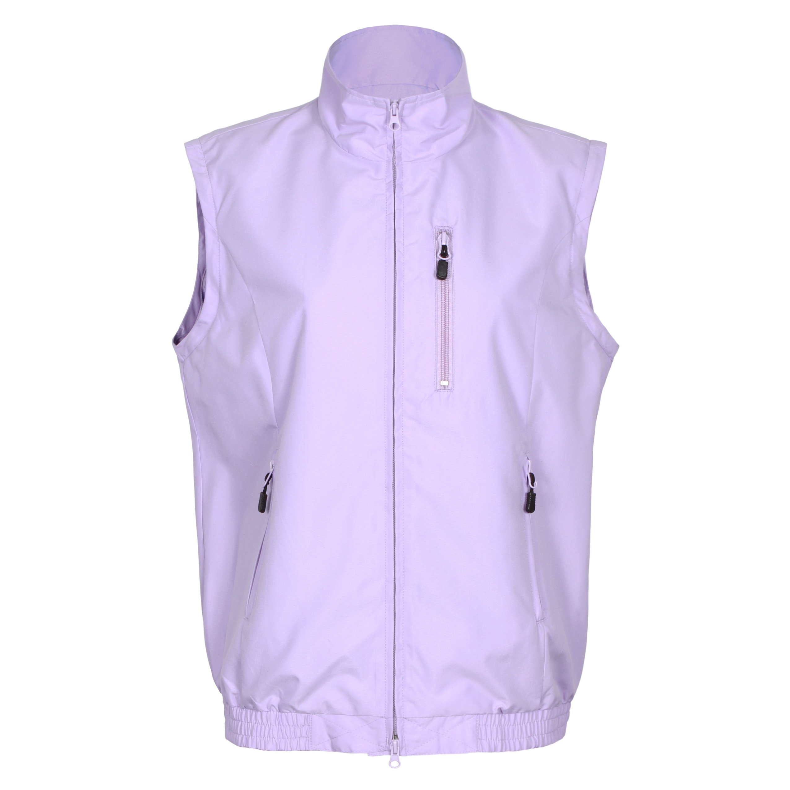Tres Bien Golf Women's 2 in 1 Convertible Jacket / Vest (Medium, Lilac) by Tres Bien Golf (Image #2)