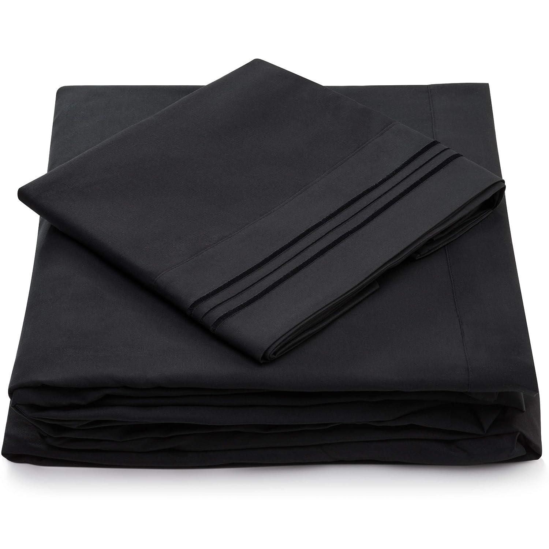 15 best bed sheet set 3 piece twin size sept 2018 shoppersbase. Black Bedroom Furniture Sets. Home Design Ideas