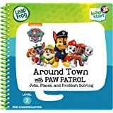 LeapFrog LeapStart 3D Around Town with Paw Patrol Activity Book (English Version)