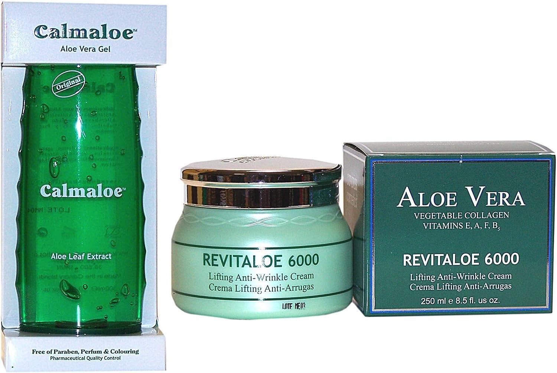 Canarias Cosmetics calmaloe Aloe Vera Gel 300 ml + Canarias ...