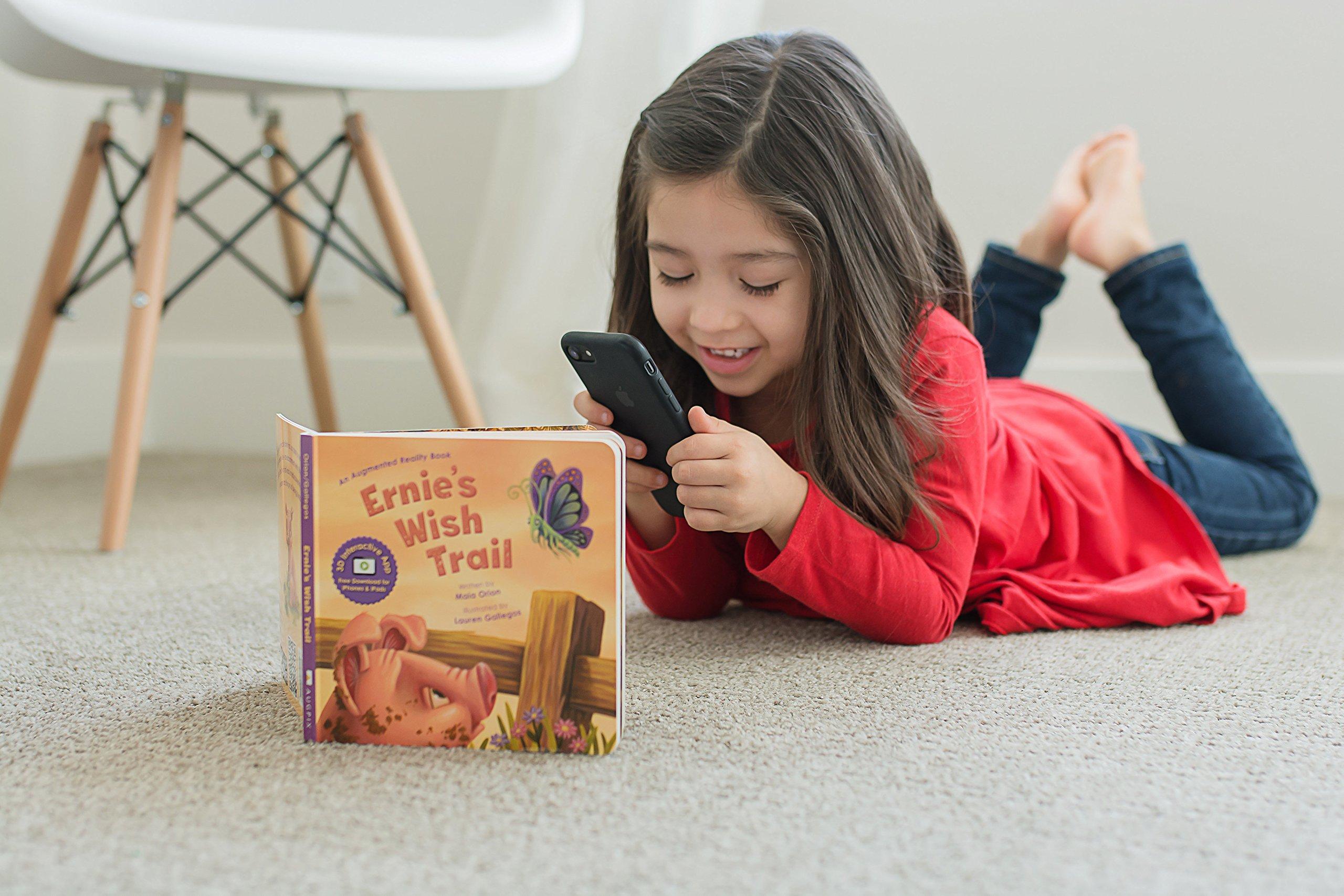 Ernie's Wish Trail: A 3D Interactive Children's Picture Book