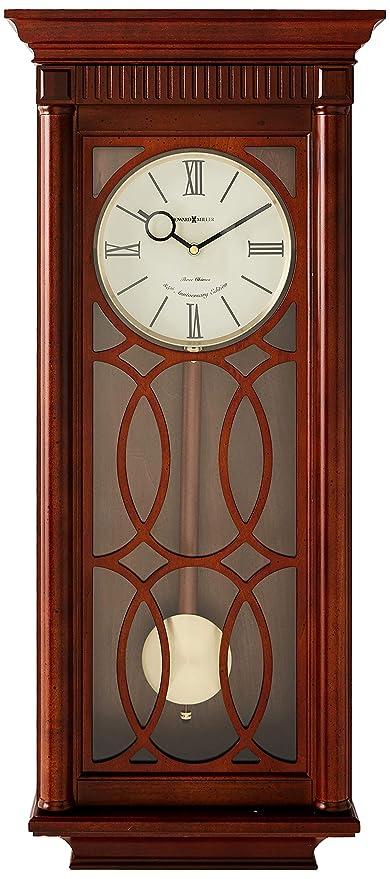 Amazon Com Howard Miller Kathryn Wall Clock Home Kitchen