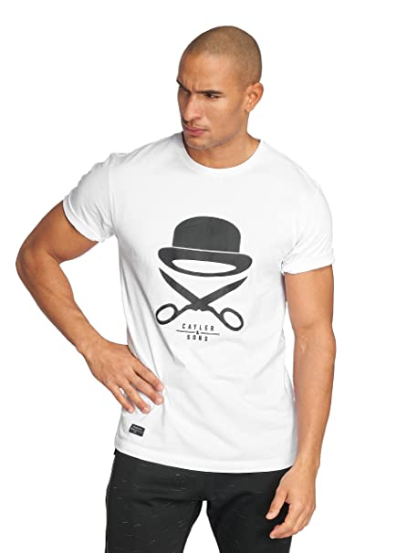 Cayler & Sons Hombres Ropa Superior/Camiseta Pa Icon Y02QdGFCgL