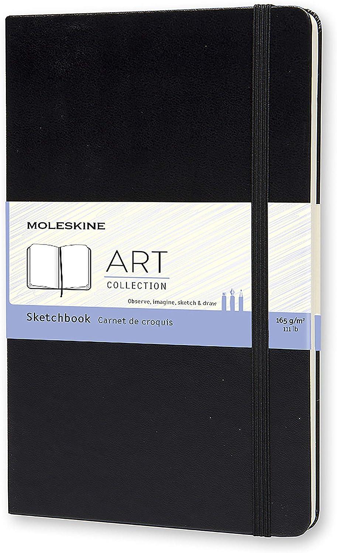 Moleskine Art Sketchbook, Hard Cover, Large (5