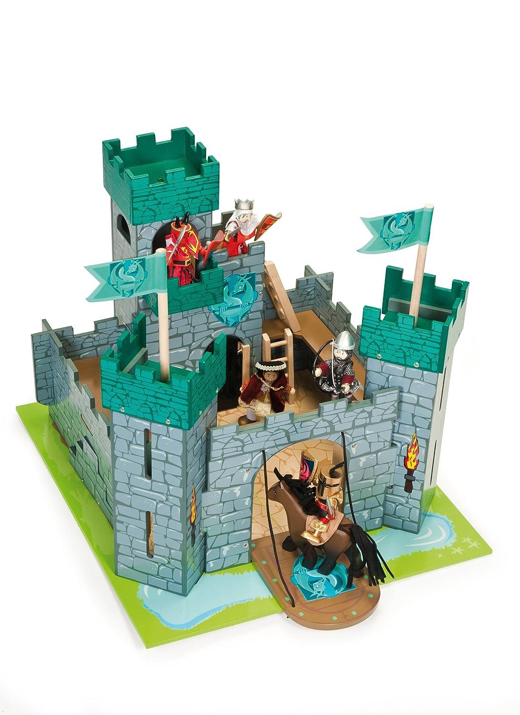 Le Toy Van Ritterburg - Le Toy Van Smaragd Castle