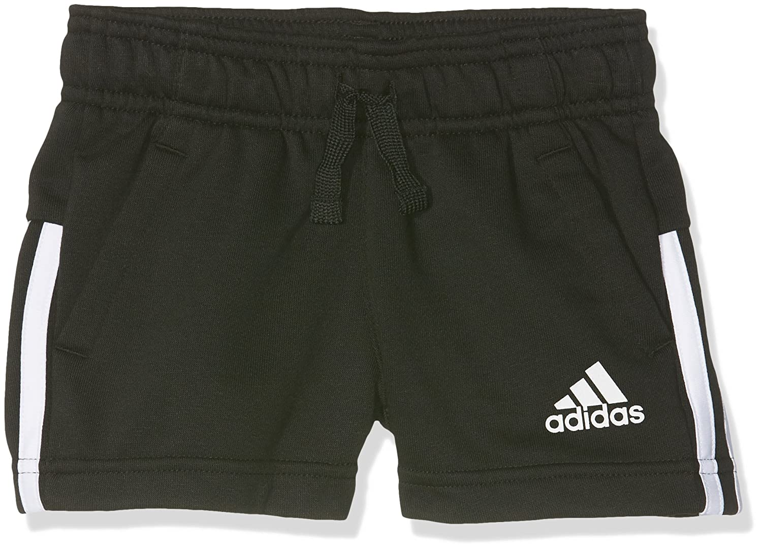 adidas Girls' 3 Stripes Shorts BP8636
