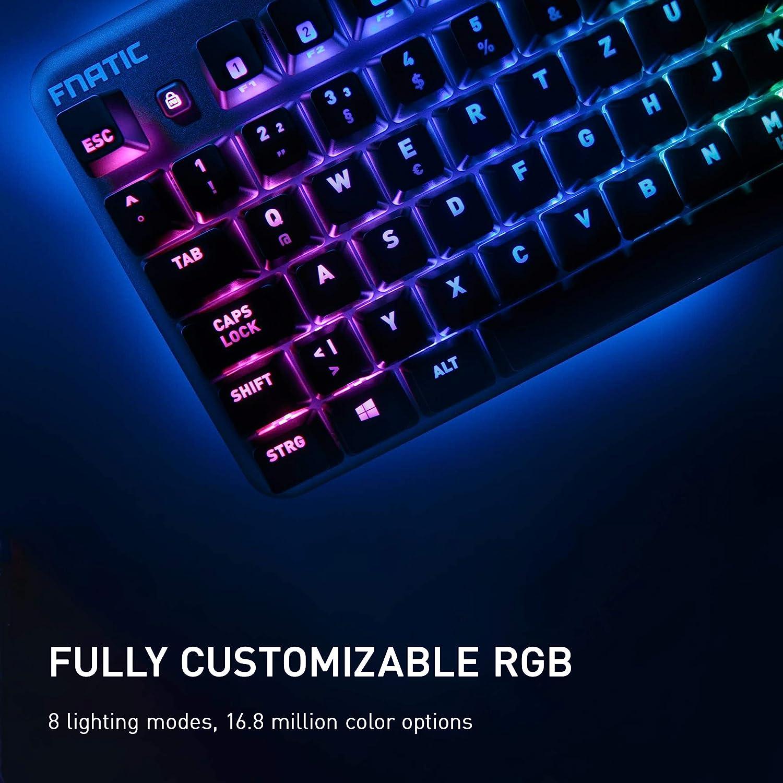 BLACK BLUE Bulk Pkg Unused SteelSeries Heroes of the Storm Gaming Mouse