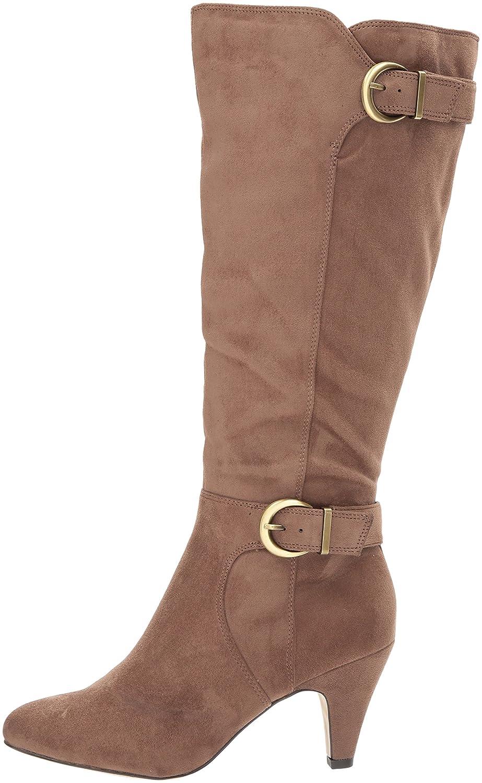 Bella Vita Women's Toni Ii Plus Harness Boot B073NQ1D1D Suede 11 W US|Fawn Super Suede B073NQ1D1D cf6e88