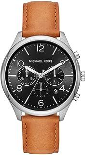 2fa1a884624f Amazon | [マイケル・コース]MICHAEL KORS 腕時計 MERRICK MK8635 メンズ ...