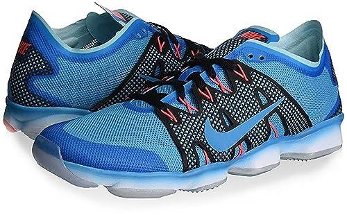 Nike Women's Wmns Air Zoom Fit Agility 2, BLUE LAGOON/BL LGN-CP