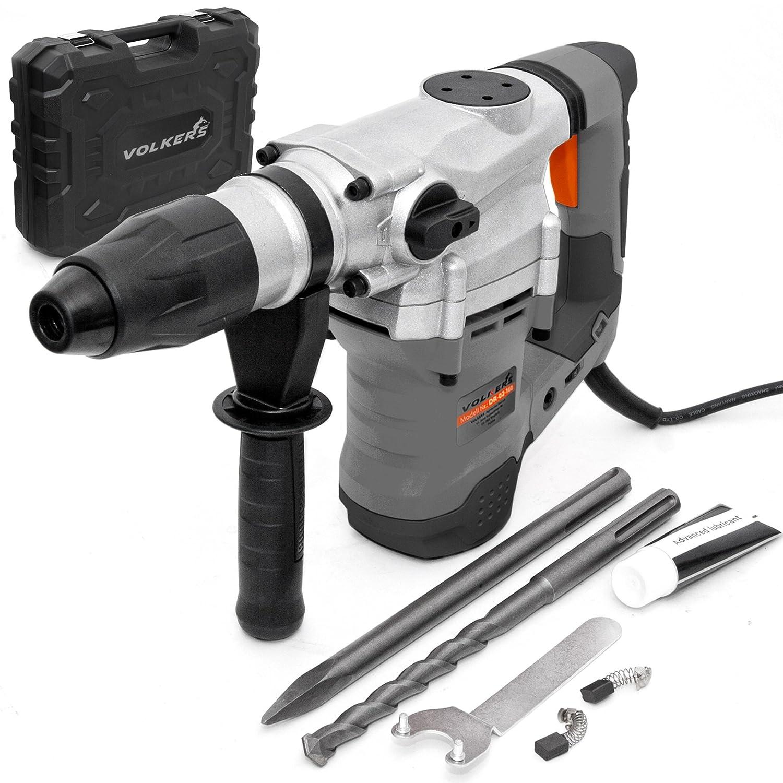SDS-Max Bohrhammer 10 J 1600 Watt mit Koffer und Zubehö r werkzeugundzubehoer_com