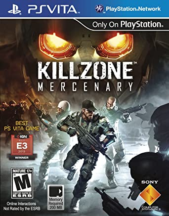 telecharger Killzone Mercenary gratuit