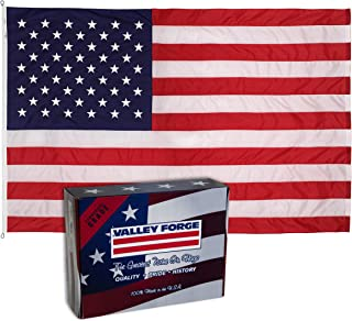product image for Valley Forge 82221000 American Flag, 8'x12', Multi color