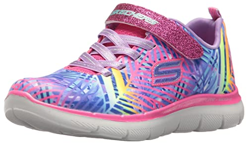 Zapatillas para niña, Color Rosa, Marca SKECHERS, Modelo Zapatillas para Niña SKECHERS Skech Appeal 2.0 Tropic TIDB Rosa: Amazon.es: Zapatos y complementos