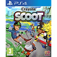 Crayola Scoot for PlayStation 4