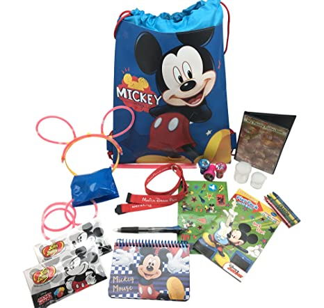 0ecf0723fe7d Magical Adventure Park Packs Official Disney World Autograph Character Book  Magical Adventure Park Pack Mickey Mouse