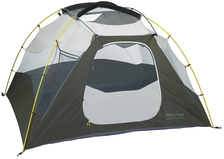 Marmot Limestone 4 Persons Tent  sc 1 st  Amazon.com & Amazon.com : Embark Four 4 Person Tent -- Color: Orange : Family ...