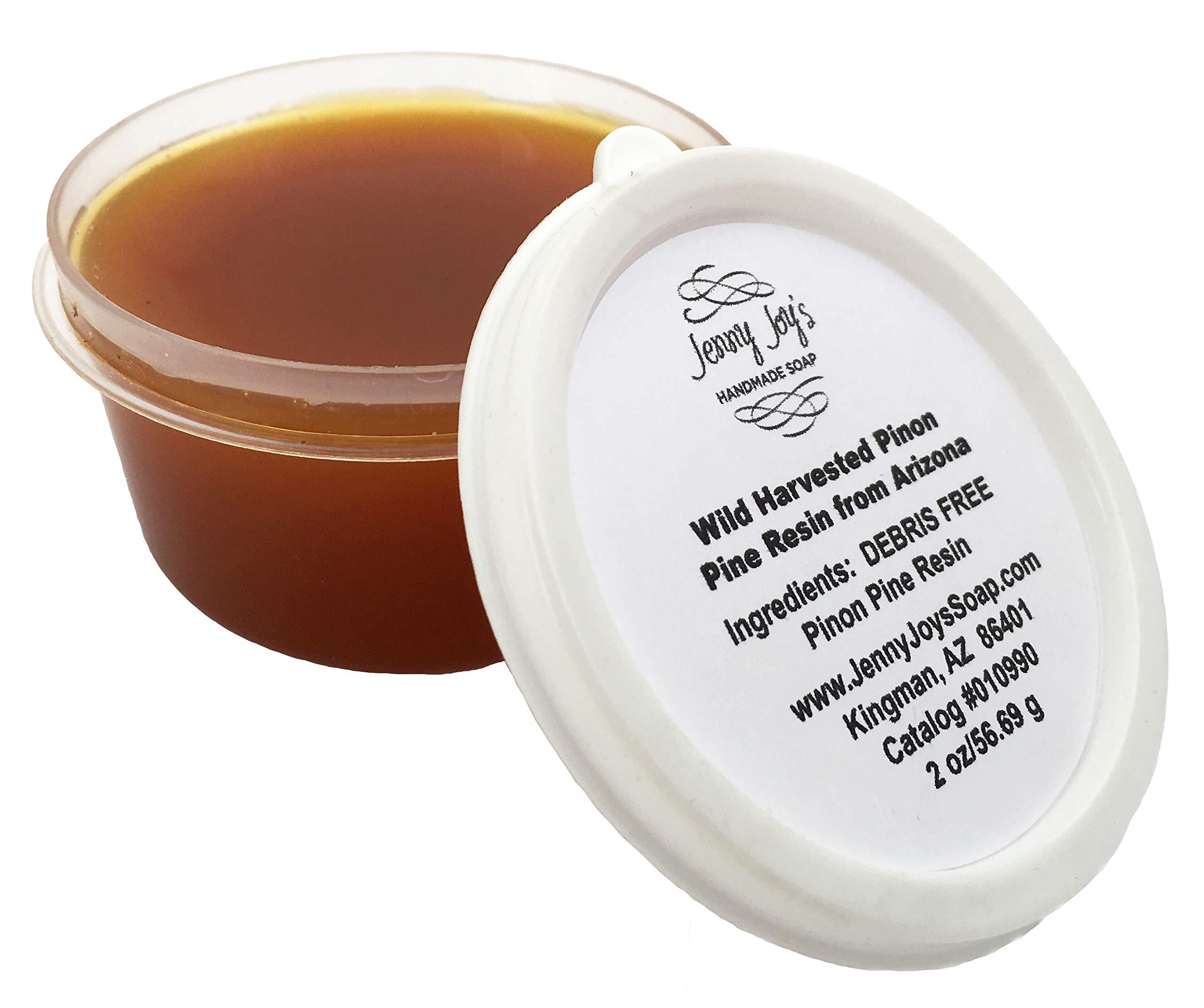 Jenny Joy's Soap Pinon (Pinyon) Pine Refined Resin Incense from Arizona