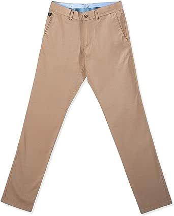 black moustache Trousers For Men, Size 44 EU, Color Camel
