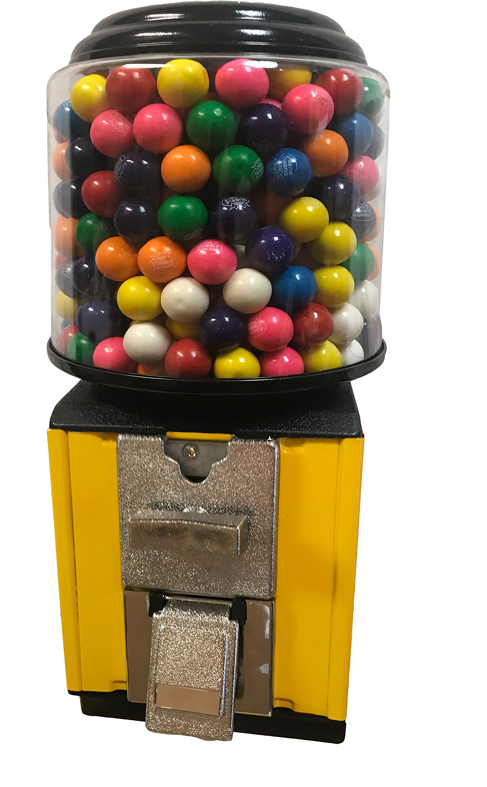 Economy Bulk Vending Gumball Machine (Yellow)