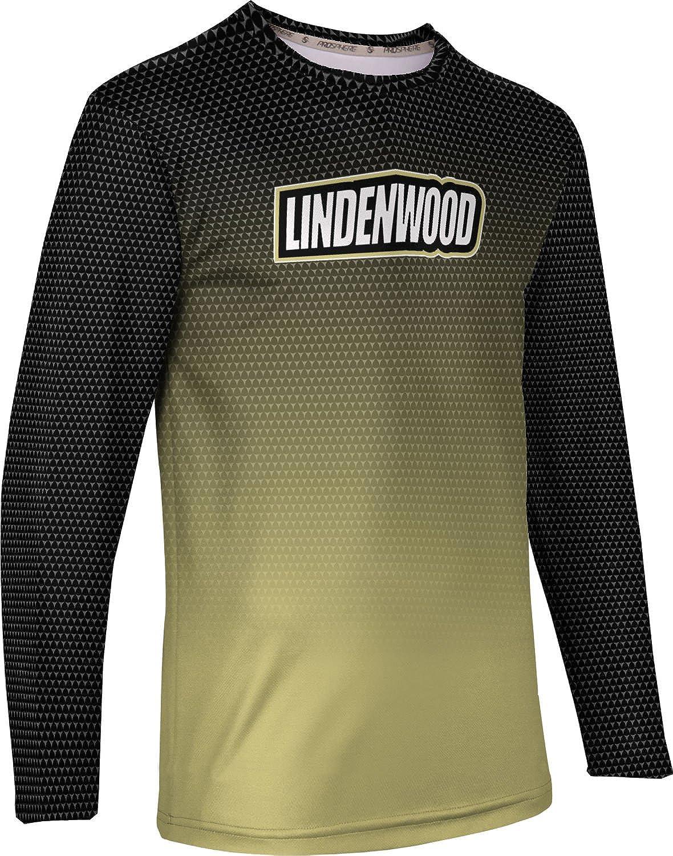 Zoom ProSphere Lindenwood University Mens Long Sleeve Tee