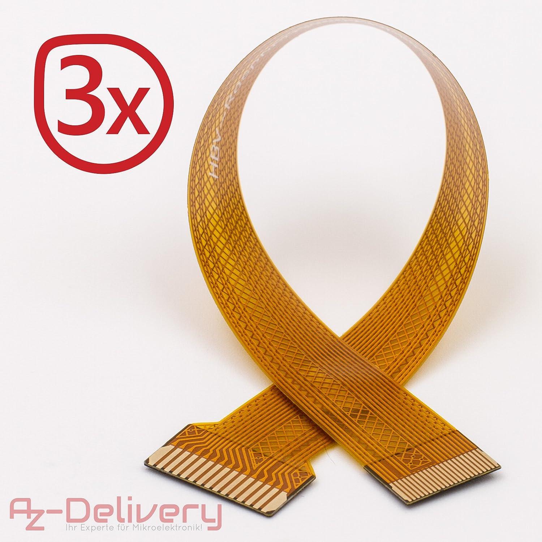AZDelivery Ersatz Flexkabel 30cm für Raspberry Pi Zero Kamera//Display 30cm