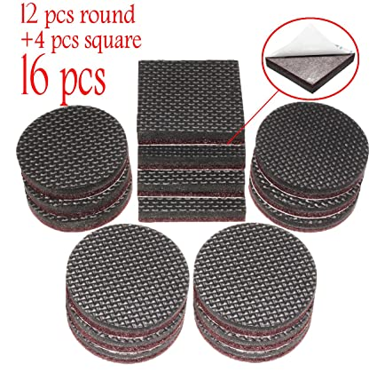 ZDWGJ 2u0026quot; Non Slip Furniture Pad,Thick Furniture Grippers,Furniture Feet  Floor Protectors