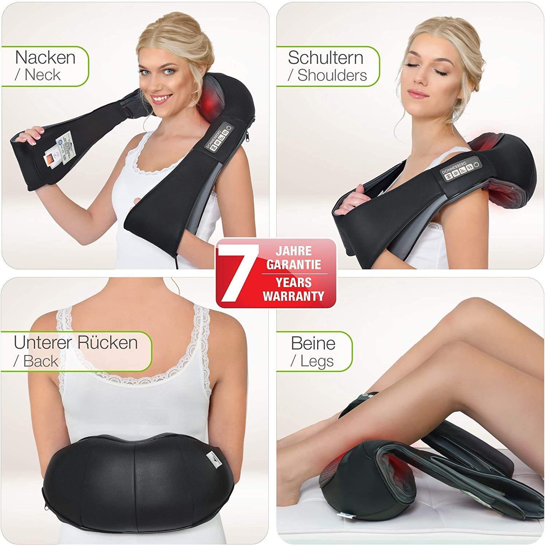 Donnerberg Nackenmassagegerät – Shiatsu Massagegerät