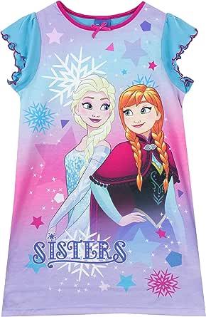 Disney camisón para niñas Frozen