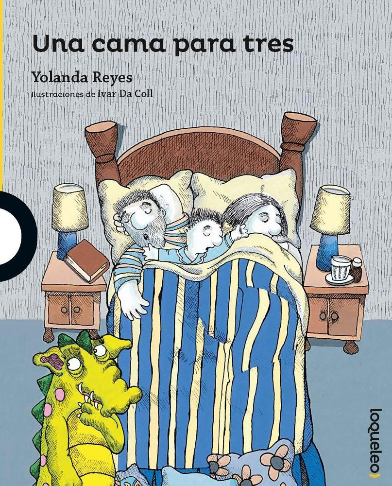 Una cama para tres (Serie Amarilla) (Spanish Edition) ebook