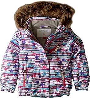 2f18ad7c7 Amazon.com   Spyder Girls Lola Jacket   Clothing