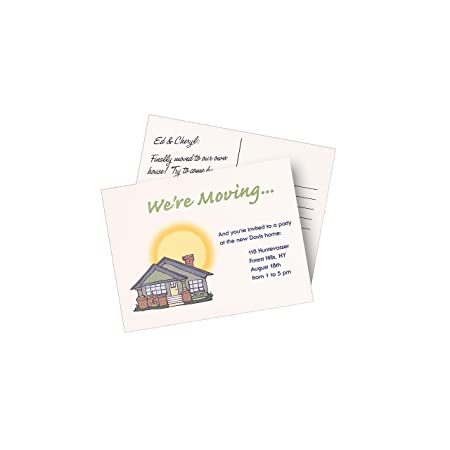 Amazon Avery Textured Postcards 425 X 55 Inches White 120