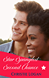 Star Spangled Second Chance: A Sweet Interracial Holiday Romance (Holidays in Applewood Book 4)