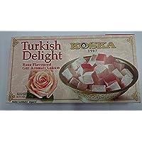 Delicias turcas con rosa 500g Turkish delight rose