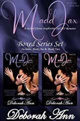 MaddJax Series, Boxed Series Set, Book One & Book Two: A Second Chance Stepbrother/co-CEO Romance (MaddJax Series Books 1 & 2) Kindle Edition