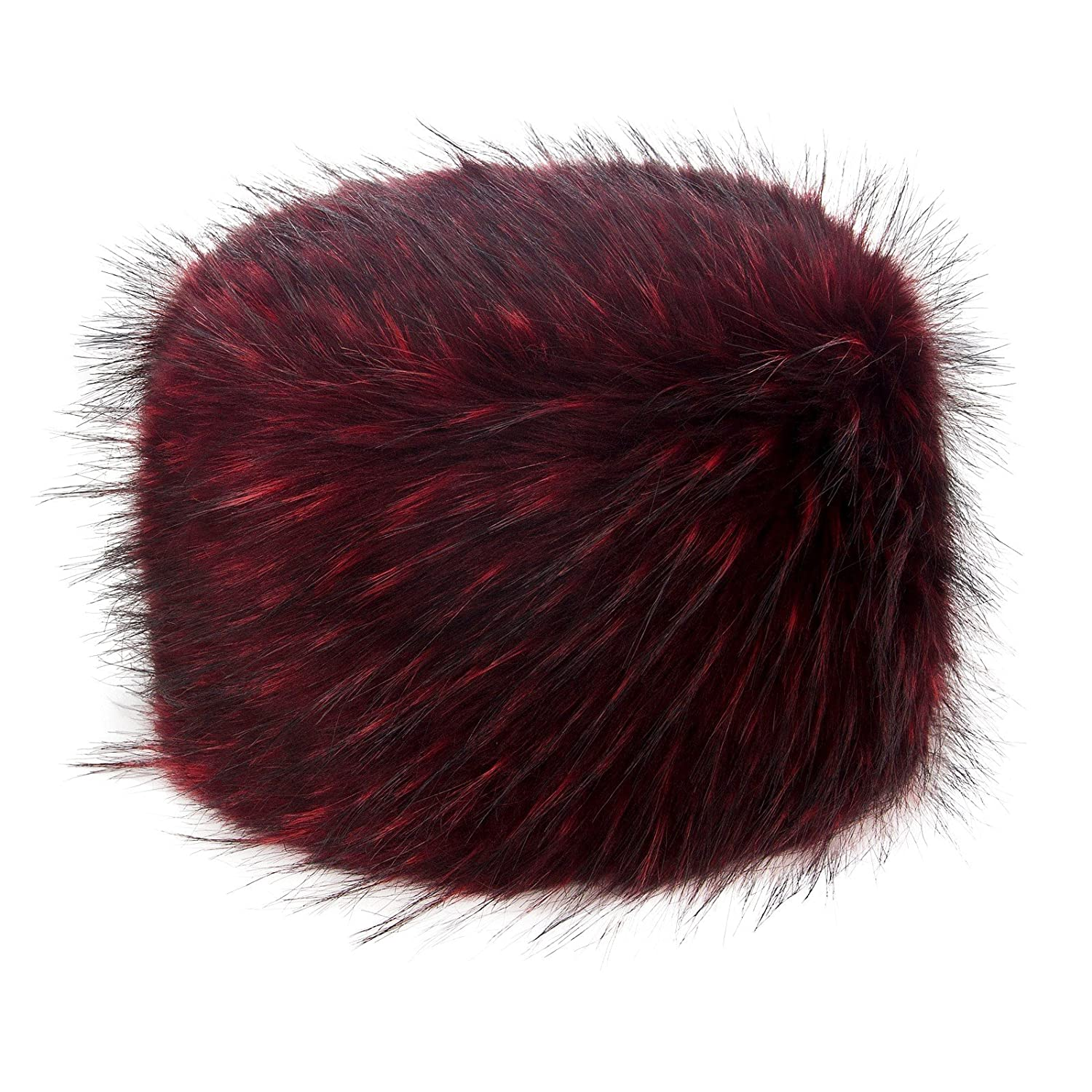 Futrzane Women's Russian Cossack Faux Fur Hat for Winter Futrzane-toczek