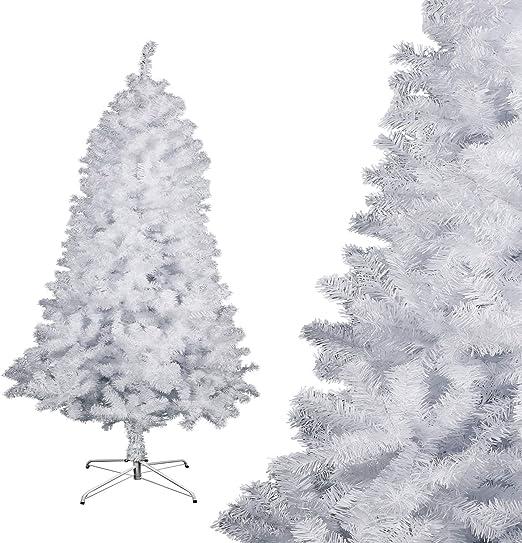7ft or 8ft Imperial Pine Christmas Tree in Green Black or White 5ft 4ft 6ft