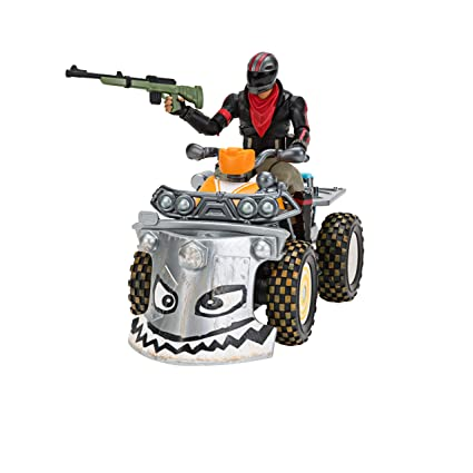 Amazon.com: Fortnite Quadcrasher Vehículo: Toys & Games