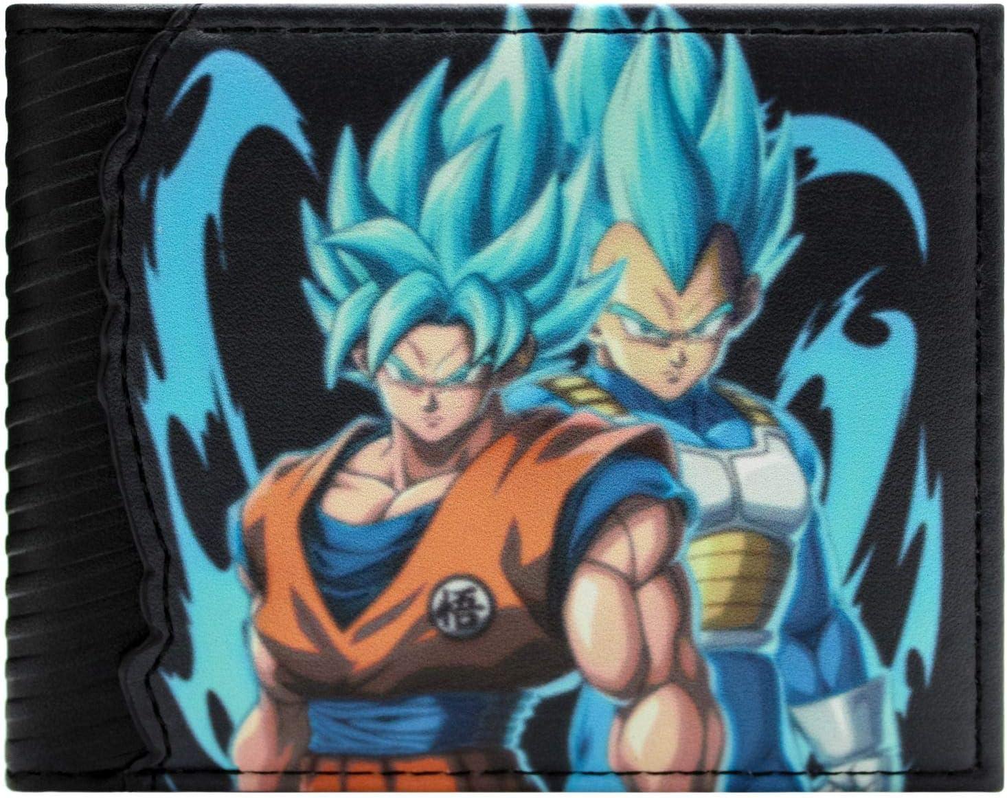 ABYstyle Portefeuille /« Goku Dragon Ball Vinyle