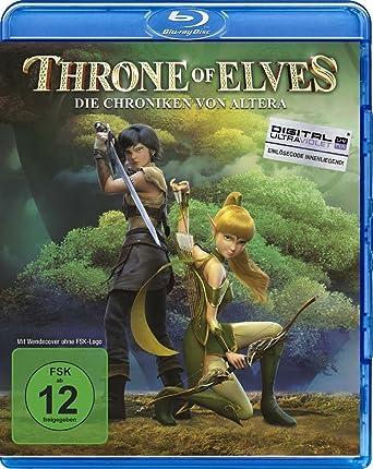 dragon nest throne of elves full movie