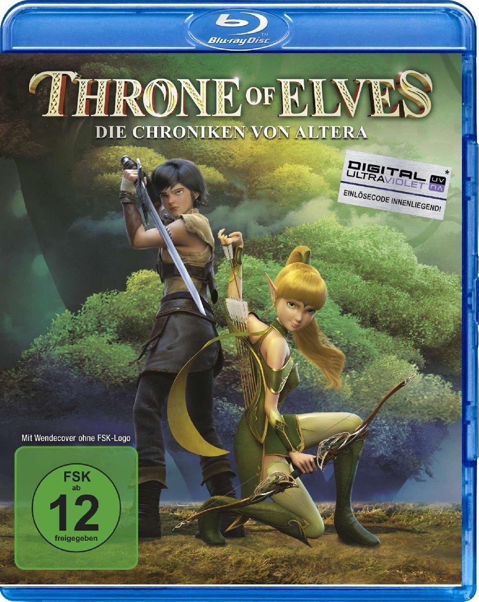Amazon Com Throne Of Elves Die Chron Mo Blu Ray