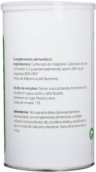 H4U - H4U Carbonato de Magnesio 200 gr en polvo: Amazon.es: Salud y ...