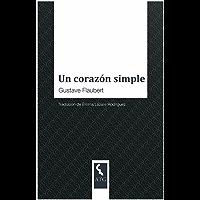 Un corazón simple (Galician Edition)