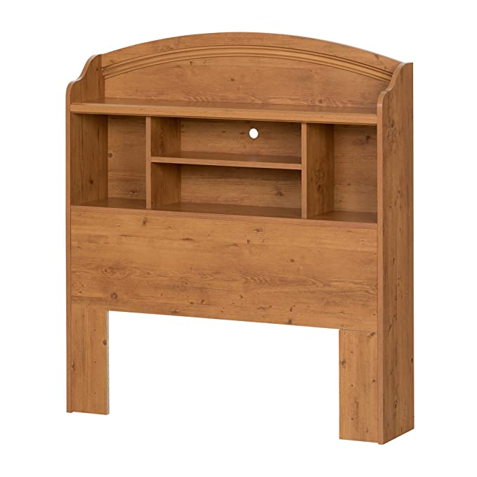 South Shore Prairie Bookcase Headboard