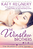 The Winslow Brothers Boxed Set, Books #1-4 (The Blueberry Lane Series)