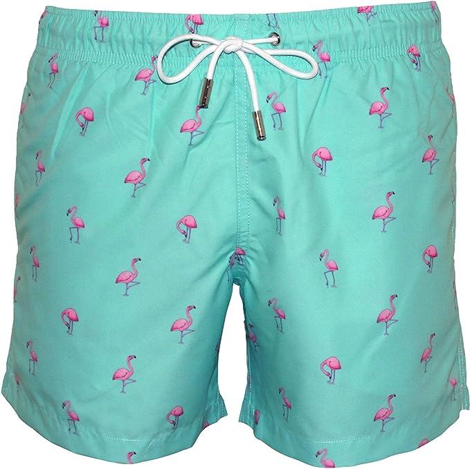 Flamingos Swim Shorts 5