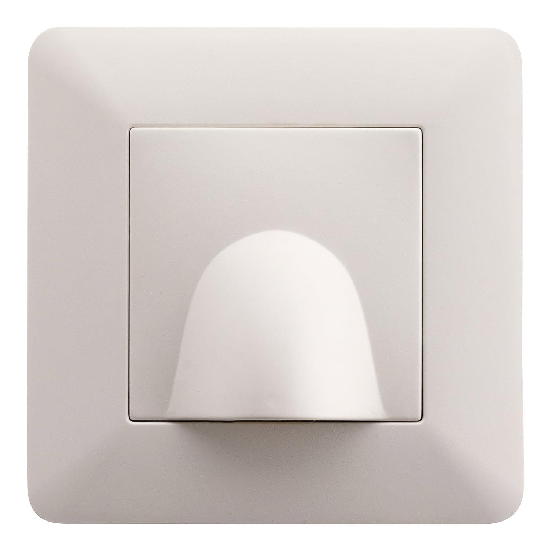 Prise 2P+T 16A simple Blanc