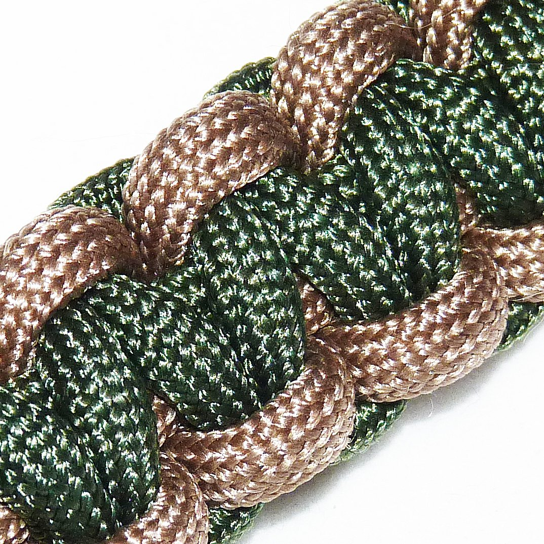 MilSpec Paracord Coyote Brown 498, 1,010 ft. Spool, Military Survival Braided Parachute 550 Cord. Use with Paracord Tools for Tent Camping, Hiking, Hunting Ropes, Bracelets & Projects. Plus 2 eBooks. by Paracord 550 Mil-Spec (TM) (Image #7)