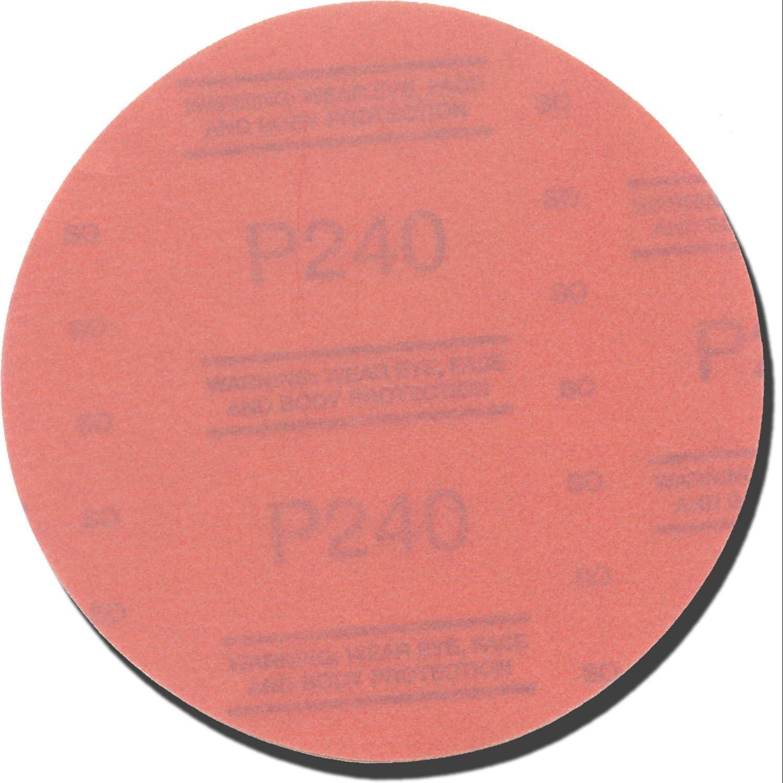 3M 01225 Hookit Red 6 P100 Grit Abrasive Disc