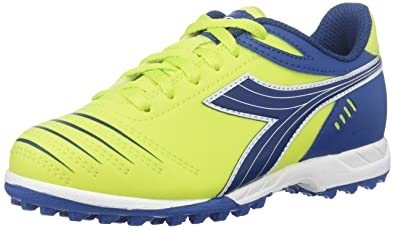 e20f8d129 Diadora Kids Cattura TF JR Turf Soccer Shoe (4 Big Kid M
